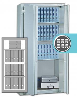 Stahlbüroschrank  Residenz DS 150 ELO Premium