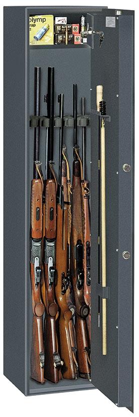 Rottner Optima 5, armoire à fusils