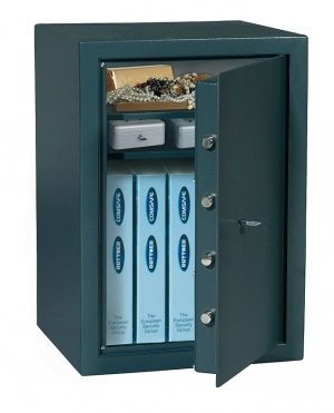 Rottner Universal Safe 660, coffre-fort encastrable