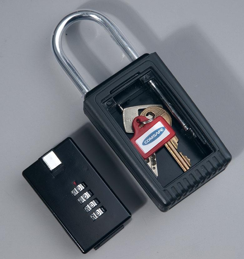 Schlüsseltresor Außen Versicherung