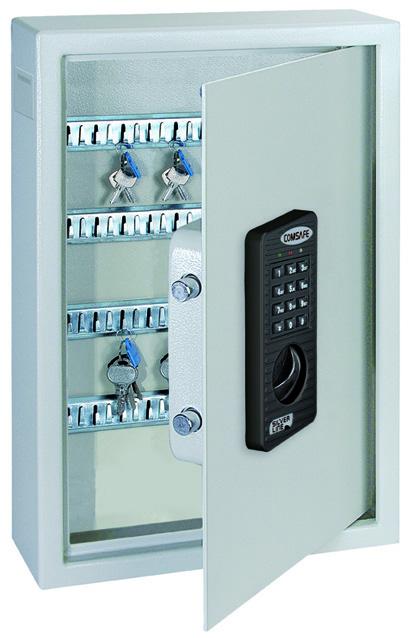 Elektronik Schlüsselschrank Keytronic 48