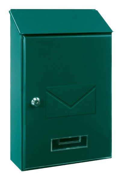 Briefkasten Pisa grün