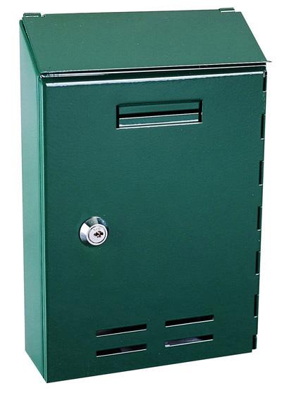 Briefkasten Standard, grün