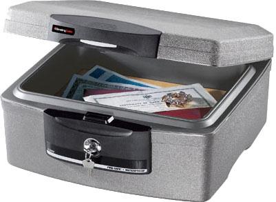 Feuersichere Dokumentenkassette