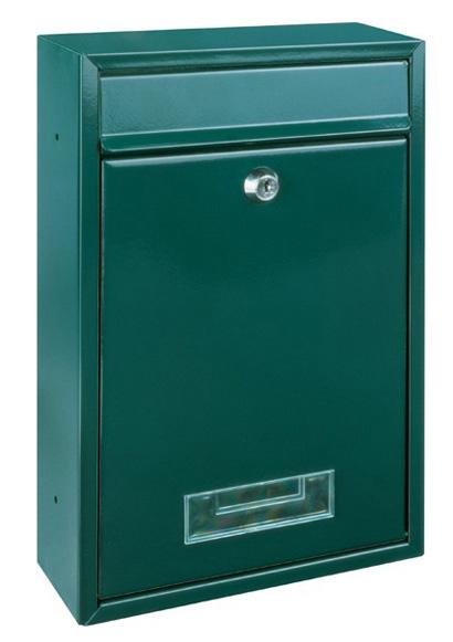 Briefkasten Tarvis grün