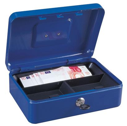 Geldkassette Traun 3 blau