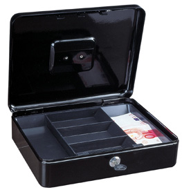 Geldkassette Traun 4 schwarz