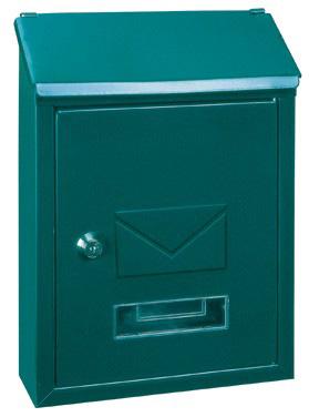 Briefkasten Udine grün